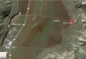 מפת הגעה לסלע דניאל