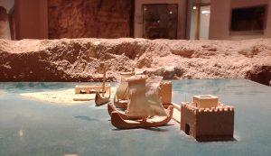 נמל פיניקי במוזיאון הכט חיפה